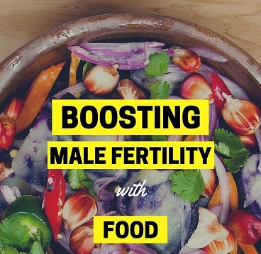Increase male fertility sperm count